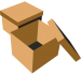 boxes-brown-icon